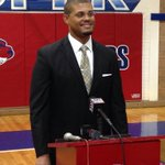 Billy Cunningham introduced as new head basketball coach at Cooper. http://t.co/ALPyBLnyzJ