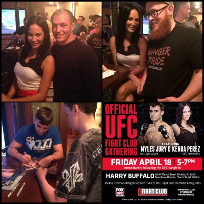 We're having a great time w/ fun people @ our FC party for #UFCFightNight! If you're not here, you're missing out! http://t.co/YCMgmJCXkx