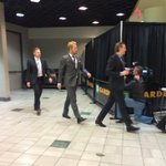 RT @DetroitRedWings: The boys have arrived at TD Garden...just 90 minutes til game time #RedWings http://t.co/zs4BWgXm8l
