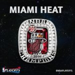 RT @NBA: The 2014 NBA Champion @MiamiHEAT? http://t.co/yChs6SLOzf