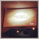 Secret Church with David Platt is about kick off! #sc14 http://t.co/DyqaYKBEAT