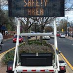 "RT @thedbk: From earlier: ""@PGPDNews: PGPD placed signs in College Park urging drivers & pedestrians to stay alert & safe http://t.co/QcIKgusDqW"""