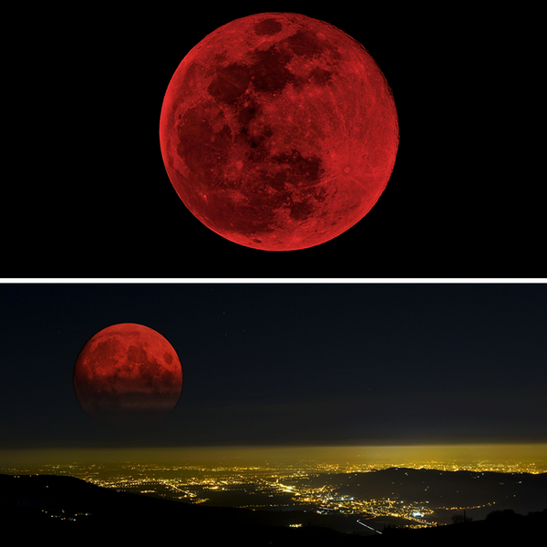 """Blood Moon"" a magical natural phenomenon (2014): http://t.co/fY2VXf4pxE"