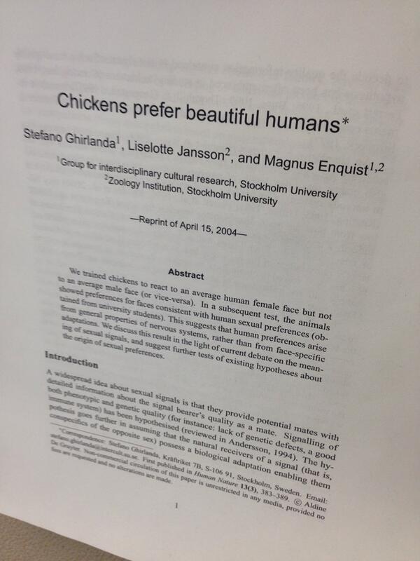 誰ですかこんな論文読んでる人は。 http://t.co/vr69Lg4qRP