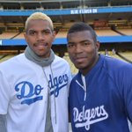 RT @Dodgers: Pryor to tonights game: http://t.co/ekpMxvAmRN