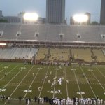 There were 13 fumbles in the Georgia Tech spring game. Guessing that is one for every person in attendance. http://t.co/sDIMXpoRhX