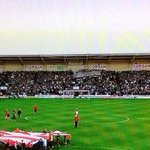 Derby County at Doncaster Rovers yesterday #DCFC http://t.co/jLQr4cknwy