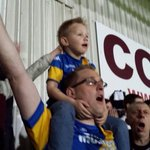 Me and Logan at the match yesterday. #DCFCFANS #RAMSFANS #Proud #FatherAndSon #Dcfc #AwayDays #RamsOnTour http://t.co/jo7QtbIRaT