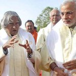 "RT @Real_Ashok: Ex-President Dr A P J Kalam said: ""India can b saved if #Modi is Elected as PM"" http://t.co/9NimFEiMzd … http://t.co/mIz4MEIwKR #UPNeedsNaMo"