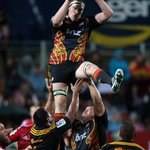 Brodie Retallick of the Chiefs wins a lineout during the Chiefs & Crusaders match #CHIvCRU #SuperRugby (Getty Images) http://t.co/SGbdfPxMwf