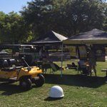 RT @kg_kylegeorge: Tailgates are in full swing for todays @USMGoldenEagles #EagleFest! http://t.co/04o2ywsiRh
