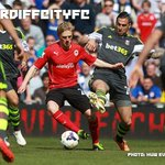 MATCH ACTION: Mats makes another great run for #CardiffCity vs @StokeCity. #CARSTK http://t.co/7D3EEKnPKz