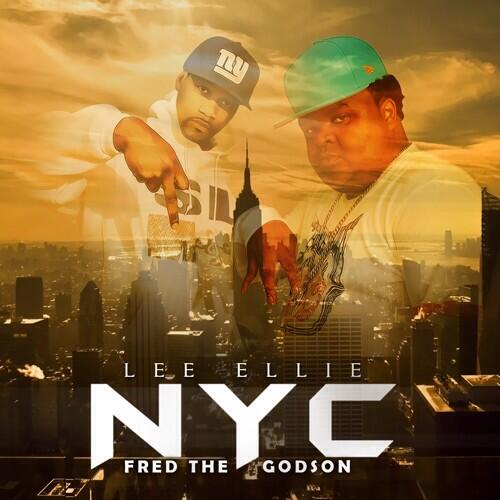 Lee Ellie - NYC Ft. Fred The Godson Single Cover Artwork by Me http://t.co/rxhfVXhYuE