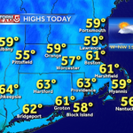 Get outside and enjoy your holiday weekend! Warm but breezy today! ~Danielle #wcvb #finallyfeelslikespring http://t.co/2iVUafvDrc
