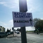 Parking is obviously a scarce commodity in Clontarf http://t.co/3ZASlPmhTs