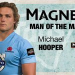RT @NSWWaratahs: #WARvBUL Congratulations to Michael Hooper - your Magners Man of the Match! Thanks to everyone who voted via SMS http://t.co/uA8y9QtzjG