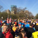 10,000 #runners strong out this morning for the @B_A_A_ 5k! Best of luck runners! http://t.co/8bihJ6J9gn