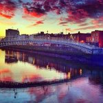RT @Hill16Army: Not Gaa related but Dublin related . What a picture of our Hapenny bridge #LoveIt #Dublin #Dazz http://t.co/Uj5XqdGBxh
