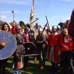 RT @98FM: The #98FMThunders are at the Battle of Clontarf at St.Annes park! Pop up for some fun & see the Vikings in action!:D http://t.co/A8rbel42Y7