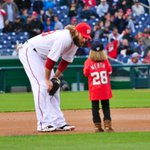 RT @jmpayne24: one of the cutest starting nines ever @Nationals @masnNationals @JWerthsBeard http://t.co/MgEHnyGR2R