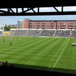 RT @officialgaa: Nearly ready to go here in Portlaoise with Cork v Roscommon: #GAA http://t.co/0fcDnNQAjW