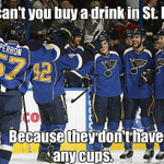 RT @sportsmockery: Meanwhile in St. Louis, everyone is looking for a cup.... http://t.co/LCyPqImY9p #Chicago #NHL #Blackhawks http://t.co/TPe5AKjyUo