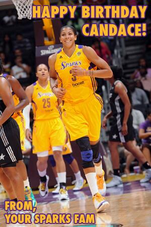 Happy Birthday to the reigning WNBA MVP @Candace_Parker! Have a great day! http://t.co/GJ5U8oo3AB