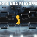 RT @BleacherReport: Let the games begin! #NBAPlayoffs http://t.co/I043StgCZm