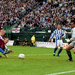 Paul Rogers scores against Oldham Athletic in October 2001. #ThanksErrea #BHAFC http://t.co/AkEiyDpbez