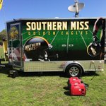 RT @kg_kylegeorge: Now this is tailgating @USMGoldenEagles style! #EagleFest http://t.co/MDWu7srVuD