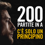200 @SerieA_TIM appearances for @ClaMarchisio8. Congratulations, Principino! #JuveBologna http://t.co/ihvrc0EjPw