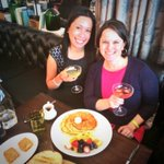 @GirlMeetsFood Enjoying #brunch at @ArtandSoulDC with @BrunchGirl after great #SLSEat #SLS14. So much food! http://t.co/5aF7IyT2E3