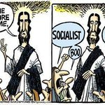 The conservative reaction if Jesus was around today... http://t.co/WCydJ6DyjQ