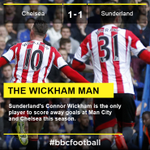 RT @BBCSport: Three goals in two games for Sunderlands @ConnorWickham10 http://t.co/wlw8bLI4D6 #safc http://t.co/sOzznqOOjM