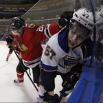Lets go Hawks Game 2 of the Stanley Cup Playoffs. Hawks vs. Blues puck drops @2pm http://t.co/tt7nOOBGMF