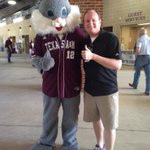 Look who is joining us for Aggie Baseball today! http://t.co/wZKUsMfNJT