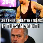 RT @GeniusFootball: Jose and Undertaker http://t.co/tdCoiw5udW