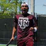 Texas A&M defeats @UKMensTennis, will play for @SECMTennis Championship tomorrow #12thMan http://t.co/IllPRxhjog http://t.co/QHz4otOvlz