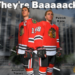 RT @sportsmockery: Its TIME!!! http://t.co/LCyPqImY9p #LetsGoHawks #LetsGoHawks #LetsGoHawks #Chicago #NHL #Blackhawks http://t.co/r2zFC6OVWX