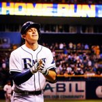 RT @RaysBaseball: When it sinks in that youve just become the franchise home run leader. @Evan3Longoria #Rays http://t.co/84gZMfCDfn