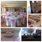 Beautiful day at @CanadaLakeLodge , the party is now in full swing! #wales #Cardiff #wedding http://t.co/zPJJSSGaLK