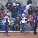 CNU up 1-0 over Salisbury thanks to a solo home run from Tori Clarke! @CNUSoftball http://t.co/RHtBBKpVVf