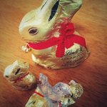 Doing my bit to keep Queensland a rabbit-free state. Delicious little pests that they are... #Easter http://t.co/Pu0DAoHrsn