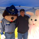 RT @GovInslee: Always believed in two things: the Easter Bunny and @wastatepatrol. Enjoyed them both at the annual Capitol egg hunt! http://t.co/AzLexzeKVf