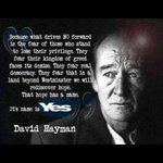 @citizentommy   In September Scotland has a choice. Hope over fear. Hope for our family and our grandchildren.Yes http://t.co/a0OAXy2Bw4