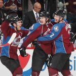 Final: #Avs - 4, Wild - 2. Colorado leads series 2-0. http://t.co/5SGGCzFNdq