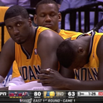 The Pacers struggle is real http://t.co/K0B0McbX0o
