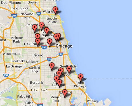 That marks 21 people shot in 24 hours.  We are mapping shootings as we confirm them http://t.co/QQmZAEBdNw http://t.co/uqcRebuFT2
