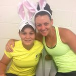 RT @TennisAustralia: Happy Easter from our @FedCup bunnies @caseydellacqua & @ashbar96 #GoAussies http://t.co/53jjuGVhFs