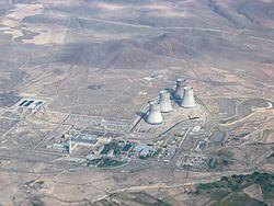 test ツイッターメディア - 【世界一危険視されている原子力発電所 メツァモール原子力発電所】 地震多発地帯に立地していながら、30年以上操業と施設の老朽化が進んでいる。1988年に発生した大地震の際は、運転員の多くが現場を放棄して逃げ出している  https://t.co/IqlxMfiC34
